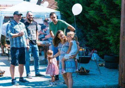 Idén is a családoké volt a főszerep a VIVBER Családi napján
