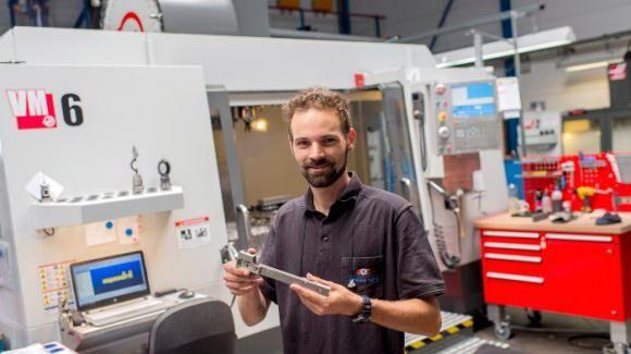 CNC megmunkáló