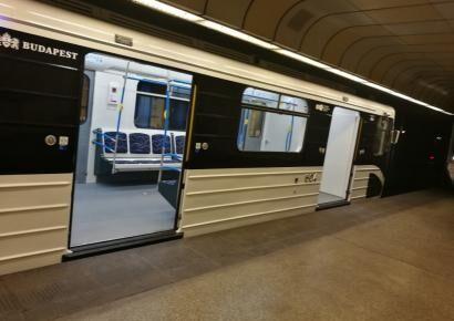 M3 metróvonal infrastruktúra rekonstrukció